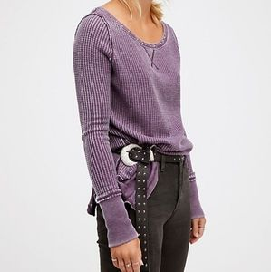 RARE Free People Star Studded Cuff Thermal S